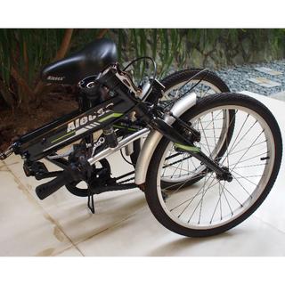 Aloeca 6-speed Foldable Bike (Pre-Loved)