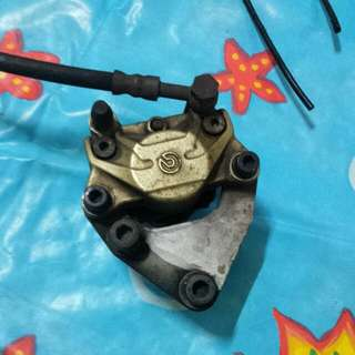 RXZ Brembo caliper  First Come First Serve  No Nego  No Meet Up After 10pm