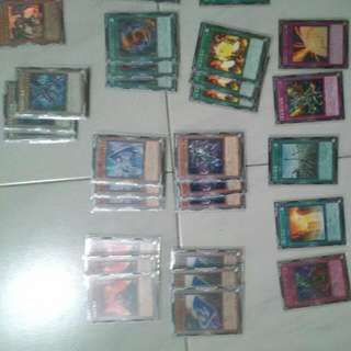 Wts Red Eyes Deck