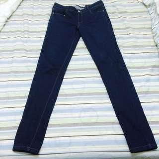 Zara 牛仔褲 二手
