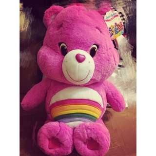 Carebears粉紅熊