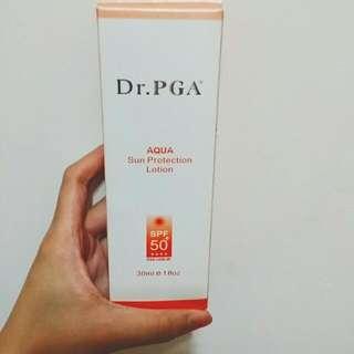 Dr.PGA 水淨透防曬乳 SPF50+