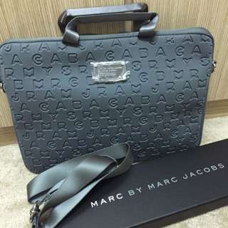 MARC BY MARC JACOBS 手提肩背15''筆電包