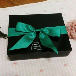 Chic Choc禮物空盒(磁扣式)