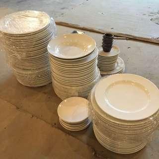Plate plate pastas ,coffee Plate
