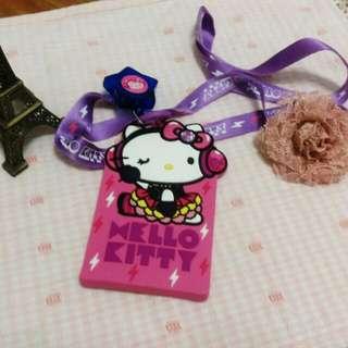 Hello Kitty40週年票夾(證件夾)