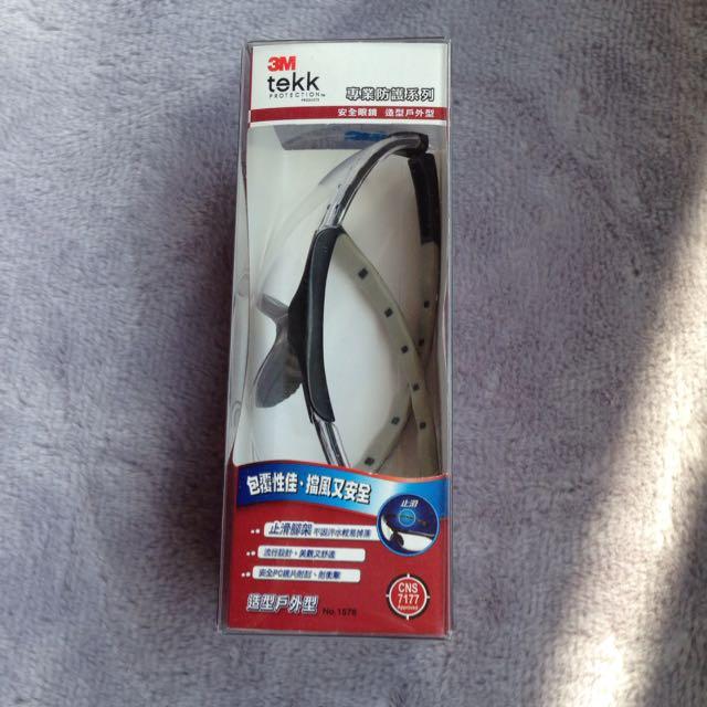 3M 專業防護眼鏡(二手)
