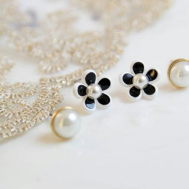 [新貨到]花珍珠系列