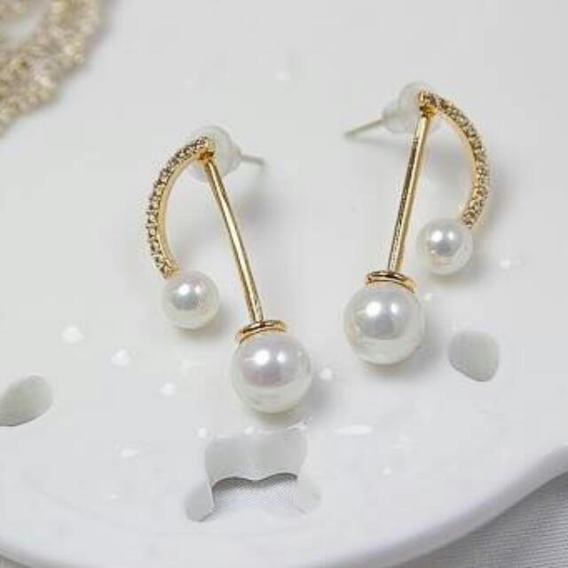 [新貨到]超百變多種戴法耳環