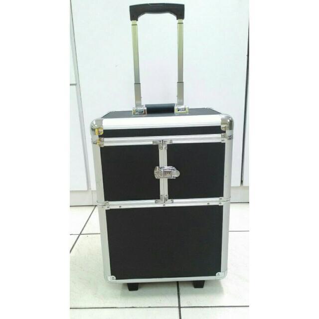 (全新)專業行李化妝箱