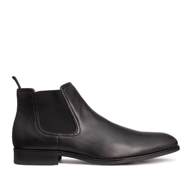 全新 H&M Chelsea Boots 切爾西 靴子 US10