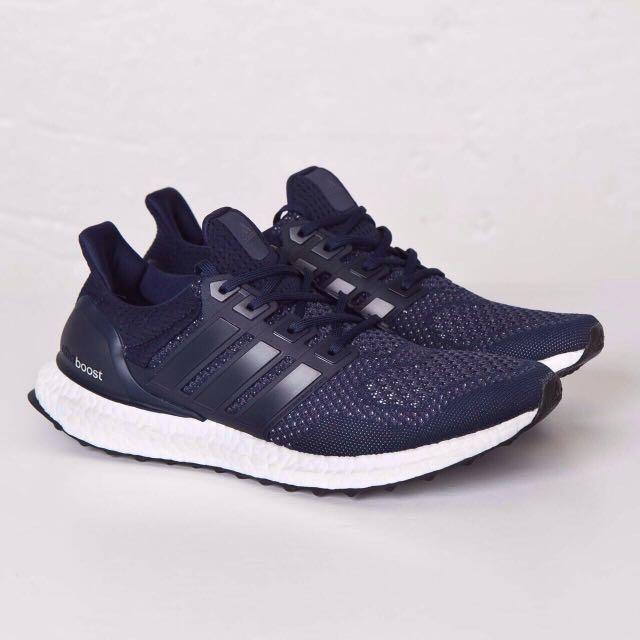 Adidas Ultra Boots 全新 深藍 S77415 臺灣沒發配色!