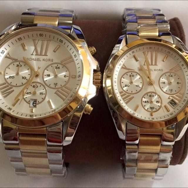 4f3638b9ffc Authentic Michael Kors Couple Watch (can be sold separately)