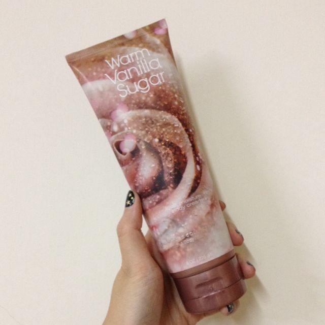 Bath & Body Works 身體乳霜