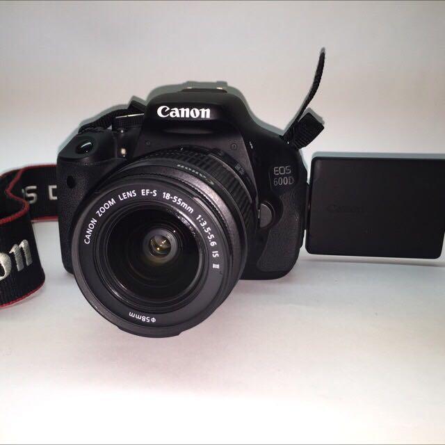 Canon 600D單眼相機/代售
