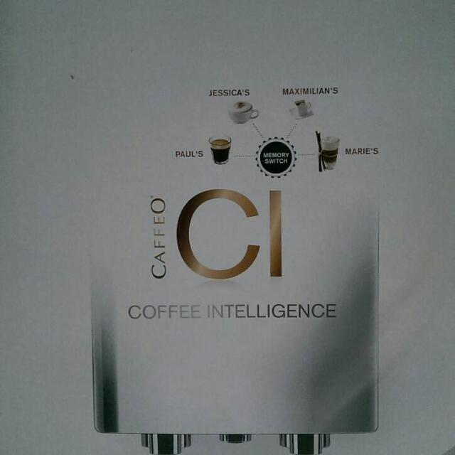 Melitta CI 全自動咖啡機