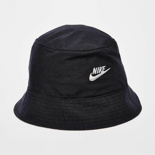 Nike Future Bucket Hat 漁夫帽 小logo 刺繡