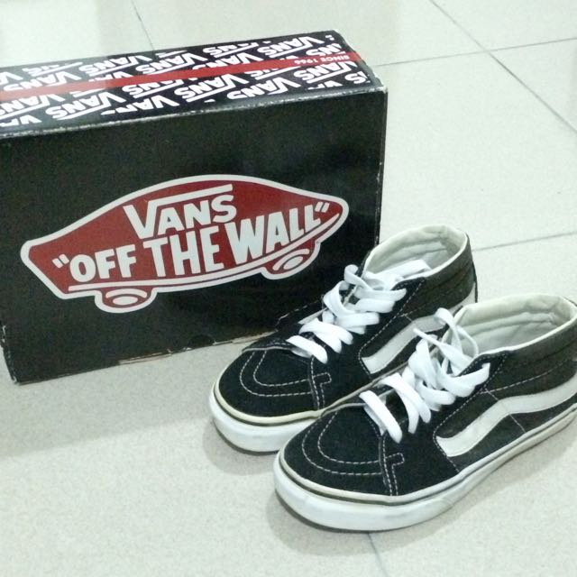 Vans Shoes Skate Mid中筒鞋