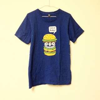 101 漢堡搞怪 特別 上衣T恤