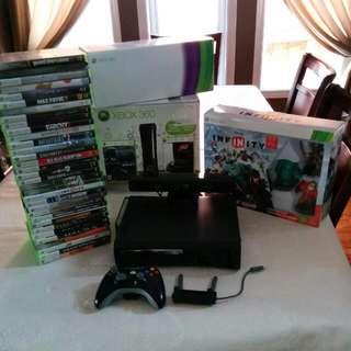Xbox 360 Bundle 120gb