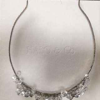 Halo & Co Bridal Headpiece