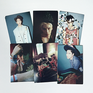 SHINee Married To The Music 4×6 Photo Set