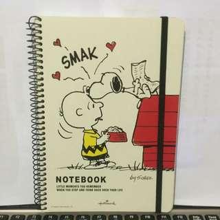 Snoopy 史努比 筆記本 含運