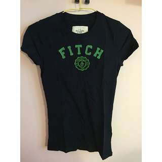 Abercrombie & Fitch Parker 短袖t-shirt