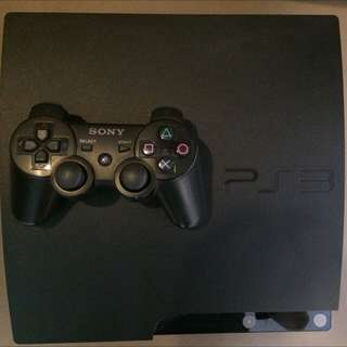 PS3 120GB local set - with 11games