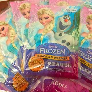 冰雪奇緣暖暖包