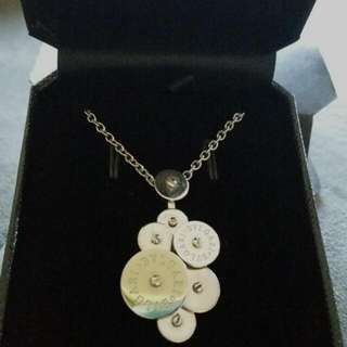 Bvlgari Necklace With Box