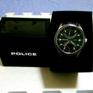 好貨!police精品錶