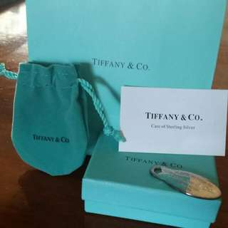 Tiffany & Co. Pendent With Gift Package