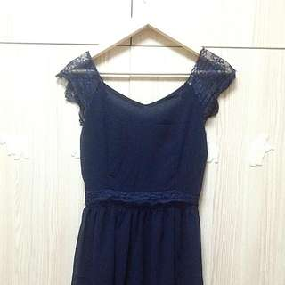 Laced Babydoll Top/ Dress [BN]