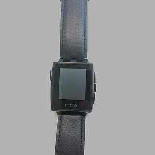 [PENDING SALE] Pebble Steel Smartwatch