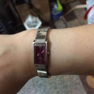 力抗~鑲鑽手錶(正貨)