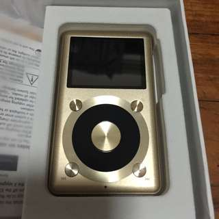 [Reserved Till Friday] Fiio X1 - Gold