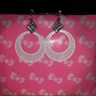 贈品11 垂吊式耳環