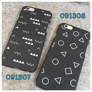 I Phone6/6+磨砂款手機殼硬殼