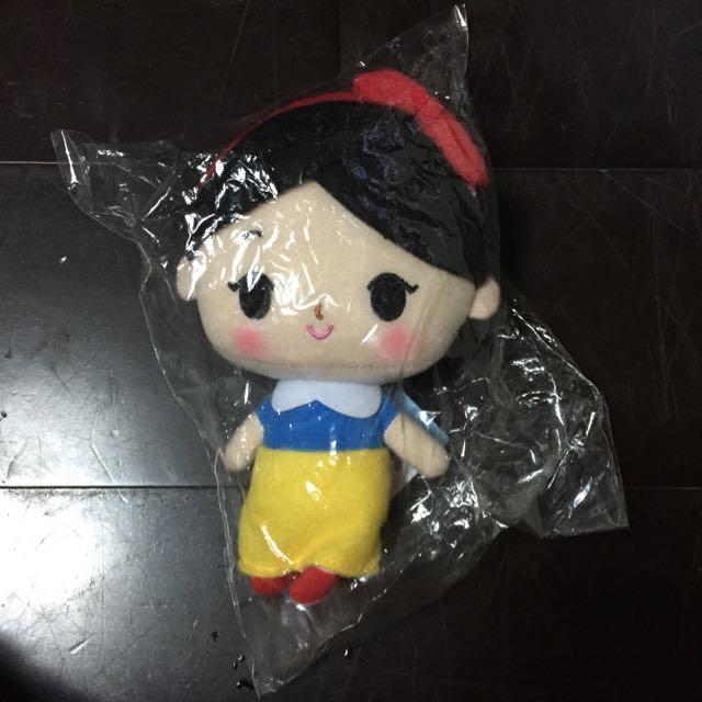 全新白雪公主玩偶