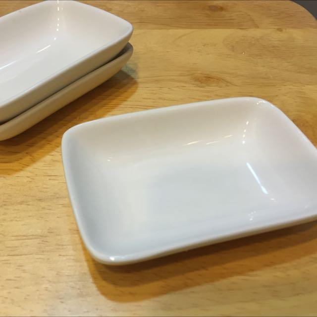 廚房用品 烘焙烤盅 白色廚房餐具用品