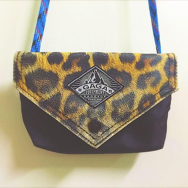 豹紋 GAGA包