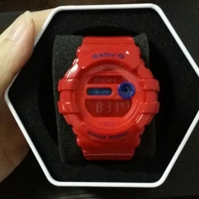 降價 Baby-g夜光運動風錶