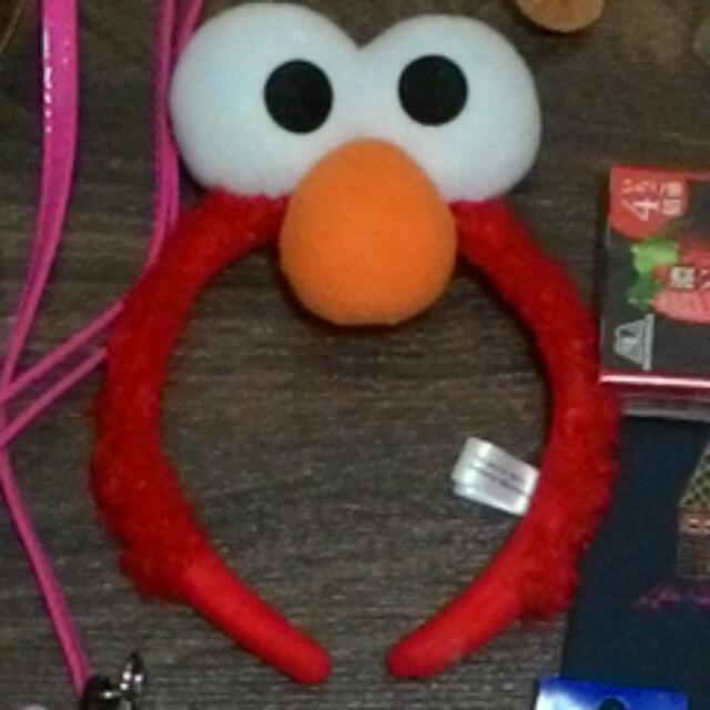 Elmo髮箍