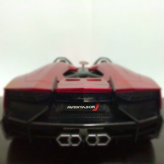 Lamborghini Aventador J Roadster Toys Games On Carousell