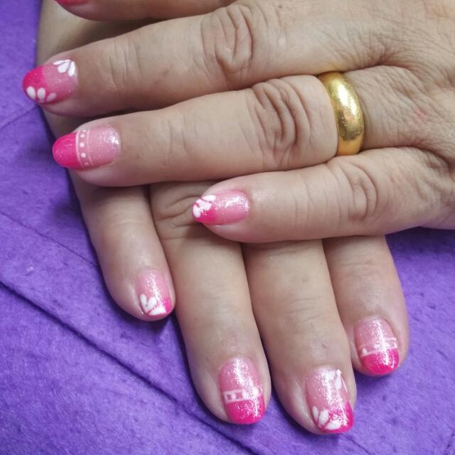 Manicure gelish free Nail Art Shop In Teck Whye lane 139 #01-333 ...