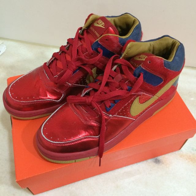 超Nike 限量Delta Force Mid Premium 10.5 Uk9.5 Cm28.5