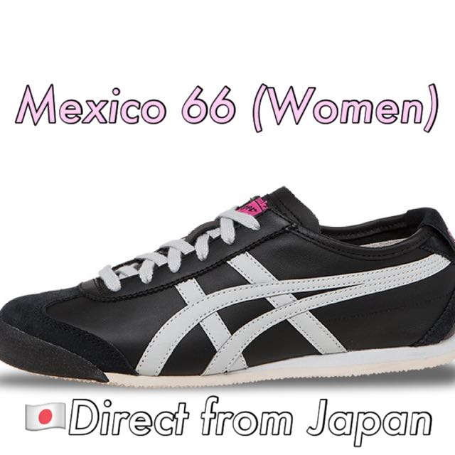 new arrival aeda2 04f97 Onitsuka Tiger Mexico 66 (Women) - Black/Grey/Gold