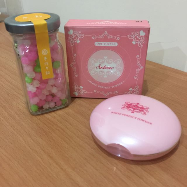 Solone 粉餅盒