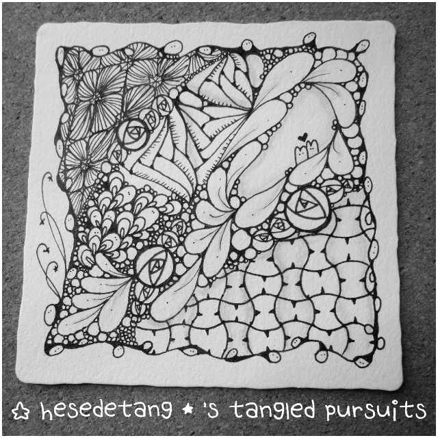 Zentangle 101  - Beginner Class